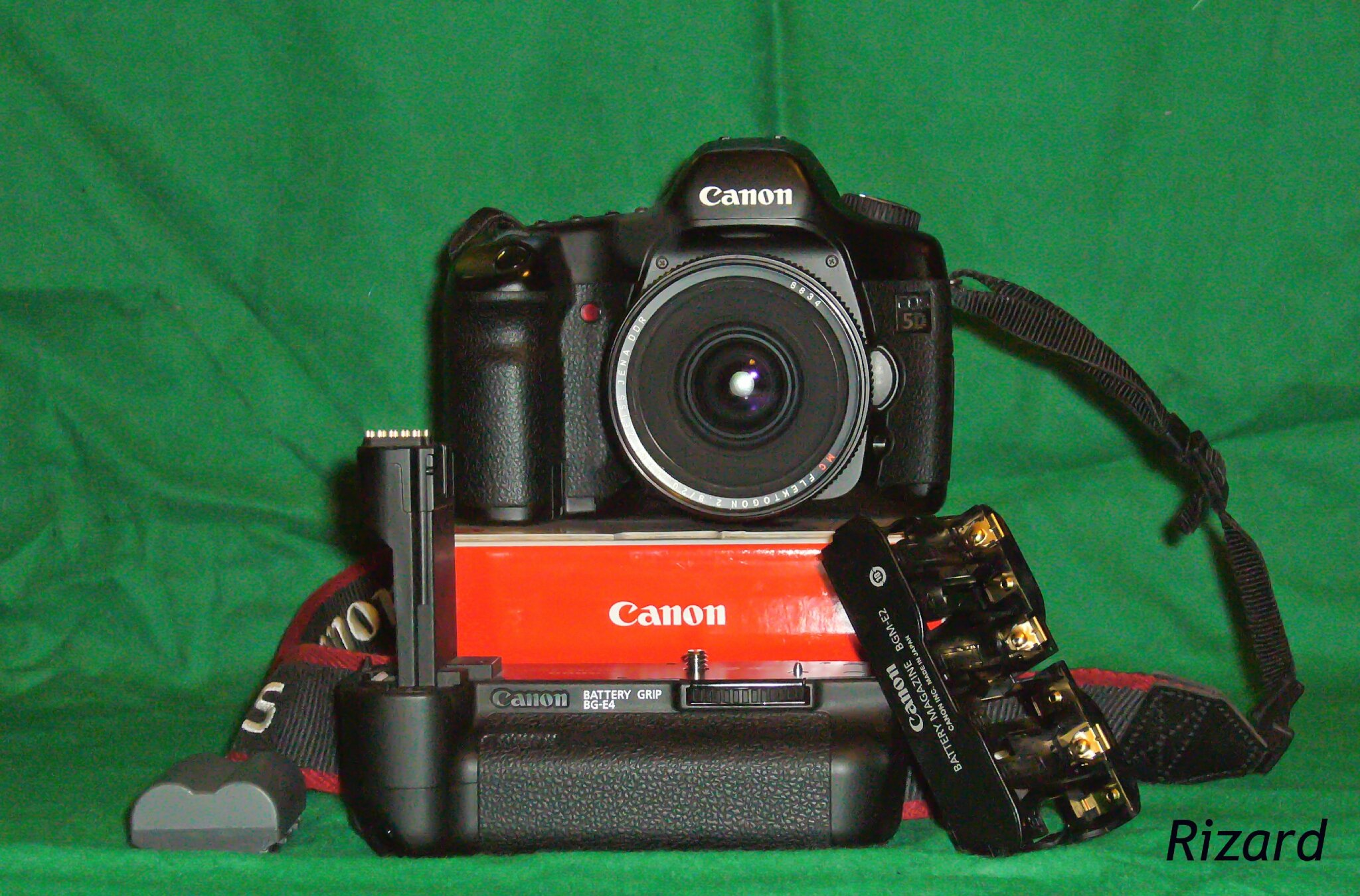 Canon Eos 5D version 1