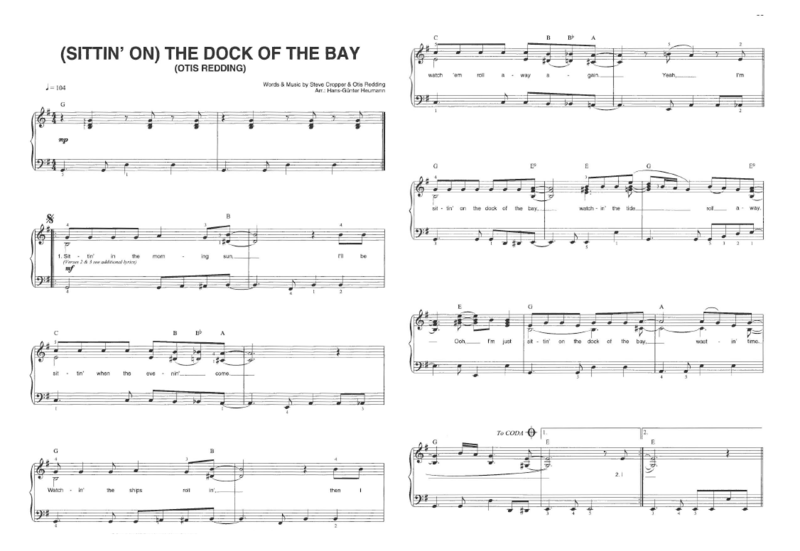 Dock of the bay 01