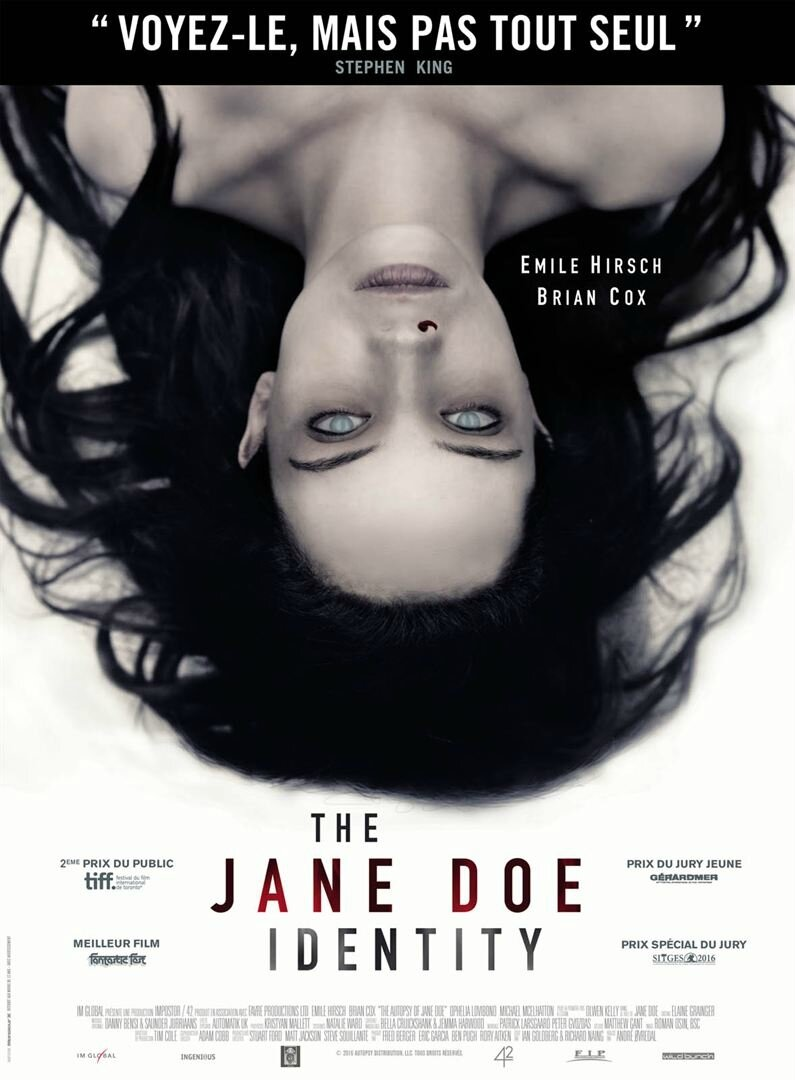 The Jane Doe Identity, de André Øvredal (2017)