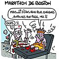 boston usa humour attentat
