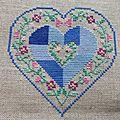 Un coeur et des croix pour le projet 70273