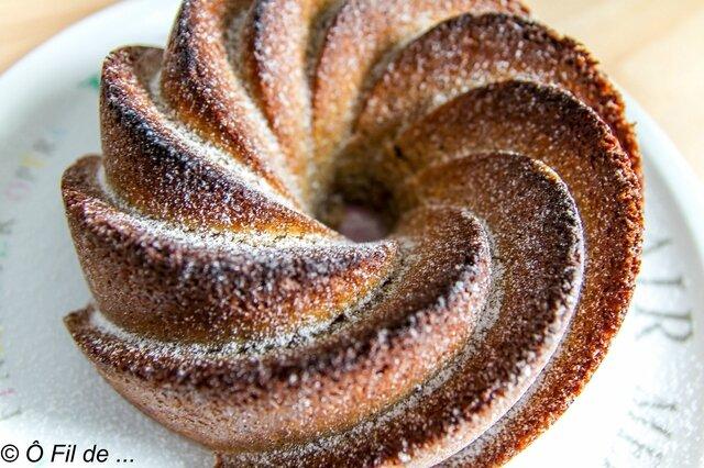 Gâteau Noisettine 5