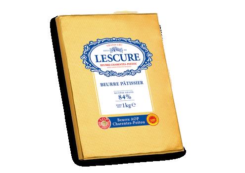 BEURRE LESCURE 1KG
