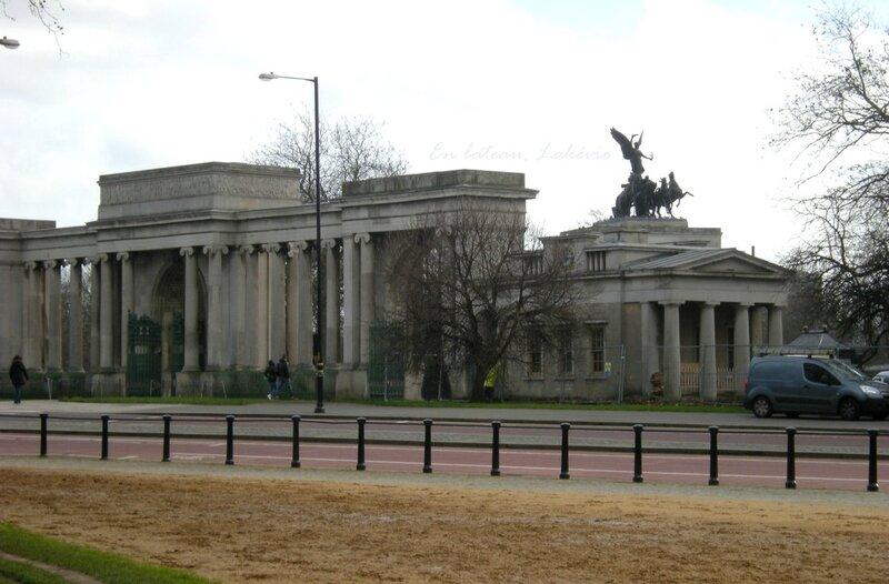 london hyde park corner