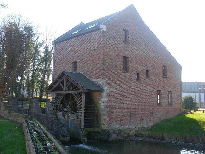 le Moulin de Marly (59)