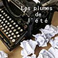 Jeu de plumes 