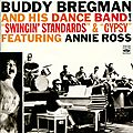 Buddy Bregman And His Dance Band Featuring Annie Ross - 1959 - Swinging Standards & Gypsy (Fresh Sound)