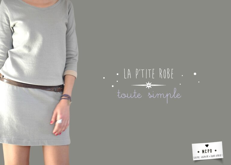 La p'tite robe toute simple... + edit