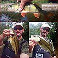 Belle pêche des redfish :)