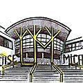 Abb au collège louise michel de saint etienne du rouvray