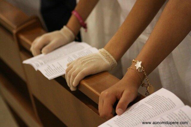 Le bracelet de Cassiopée (porté)