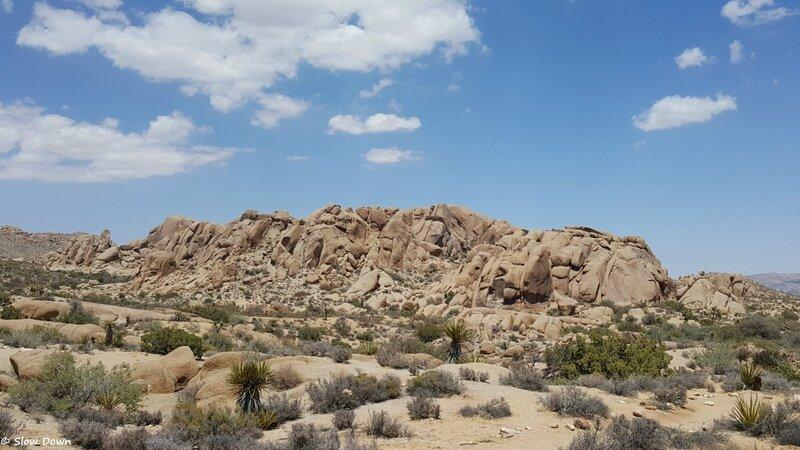 Amphitéâtre de rochers