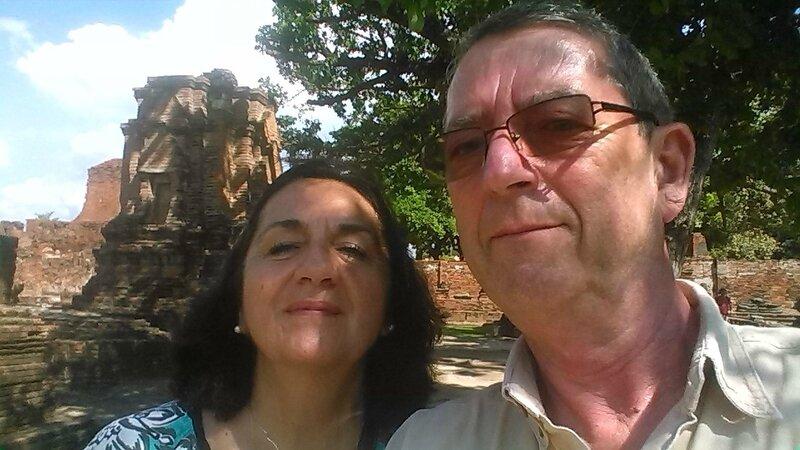 J & M à Ayutthaya