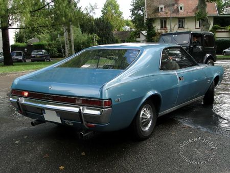 amc javelin sst 343 hardtop coupe 1969 Retrorencard 6