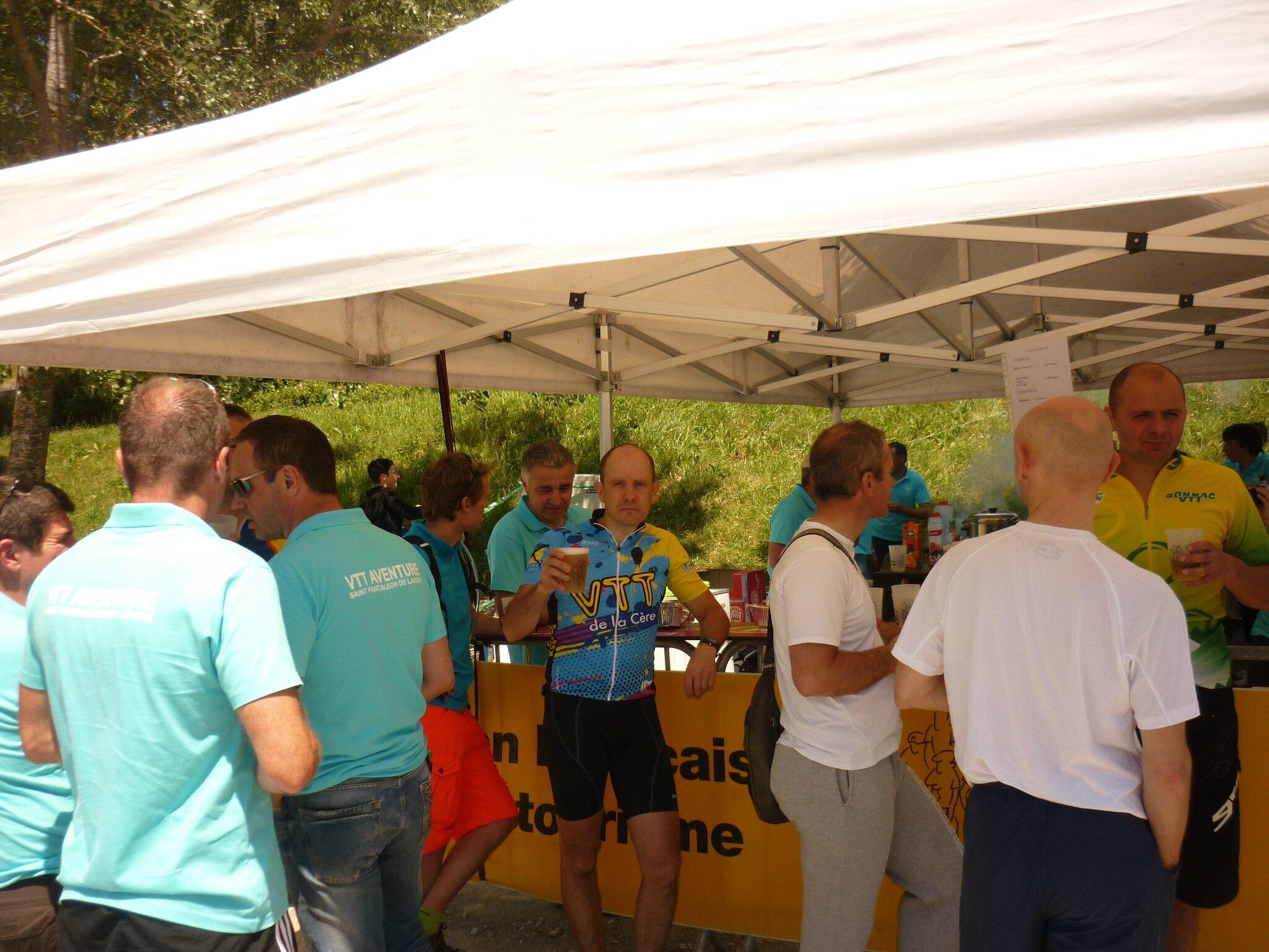 18-05-14 Rando Causse Vézère à Lissac