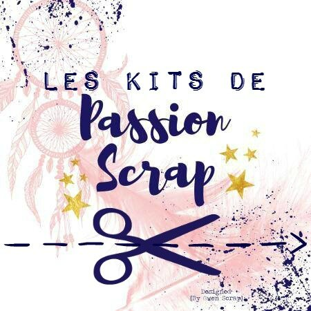 logo les kits de passion scrap