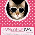 1-FONZYSHOP LOVE chez Pied d'Poule