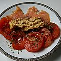 Pain de saumon