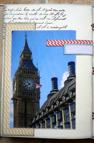 mini album Londres page 8