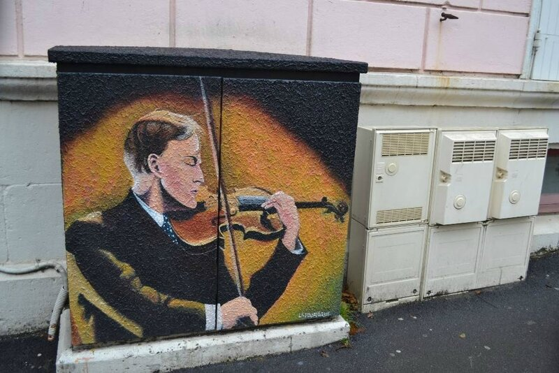 Florian Lajouanique 1 rue des pipots