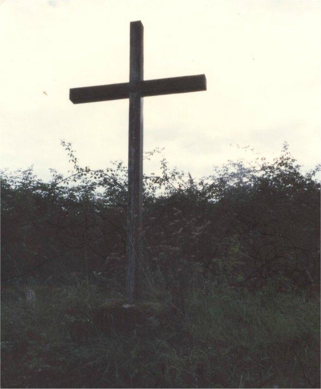 croix de Fosse rouge