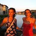 Sur le Ponte Vecchio