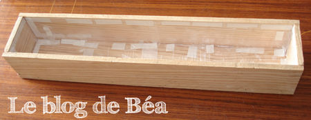 diy fabrication d 39 une d coration de table le blog de b a. Black Bedroom Furniture Sets. Home Design Ideas