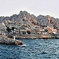 Marseille, la baie des Singes (13)