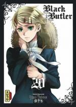 Black Butler, tome 20, Yana Toboso Kana