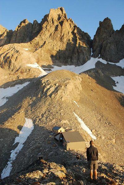 Les Ecrins 2013 - Glacier supérieur des agneaux (65)