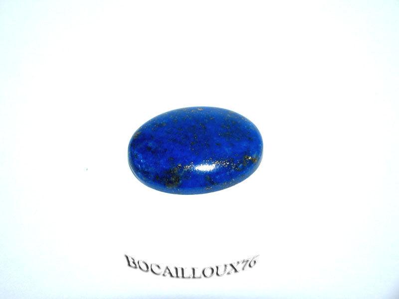 CABOCHON 15x20 - LAPIS-LAZULI 1