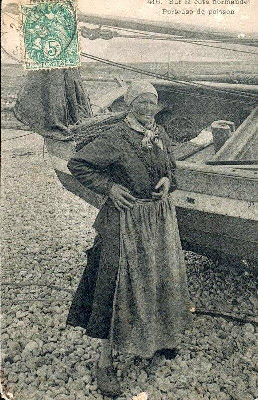 femme de pêcheur