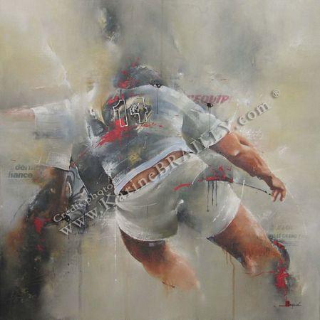 Dernier tableau rugby karine brailly pe - Acheter des tableaux ...