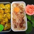Chou-fleur tandoori et yaourt abricots-noisette