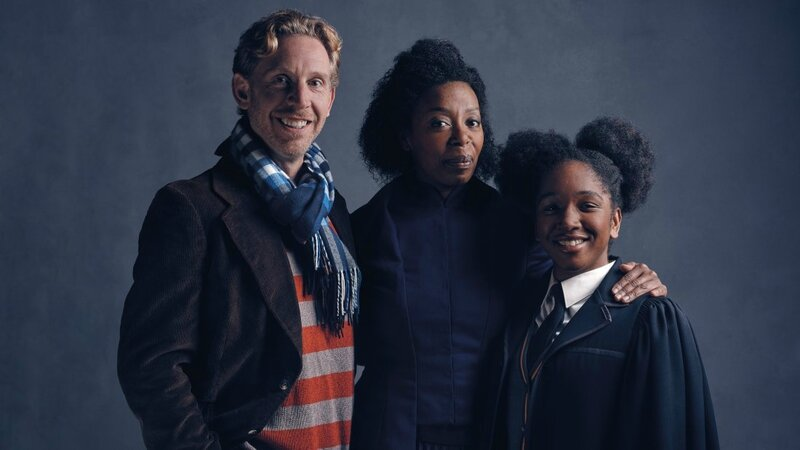 Harry Potter and the Cursed Child_Weasley-Granger Family