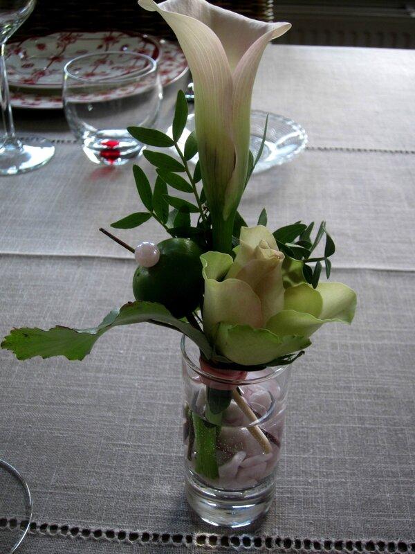 décoration table 007