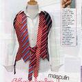 Projet cravates ...