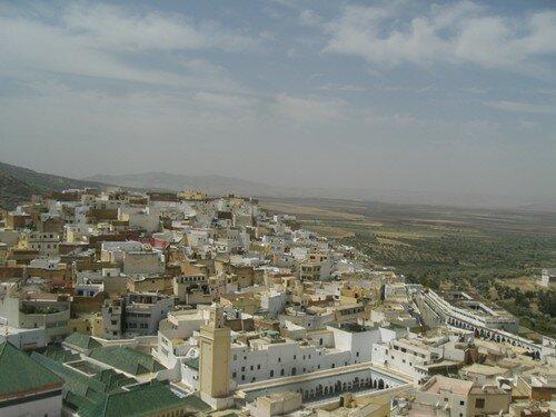 Moulay Idriss, près de Meknès