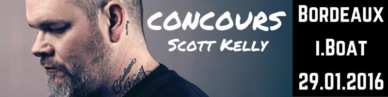 Scott Kelly Concours