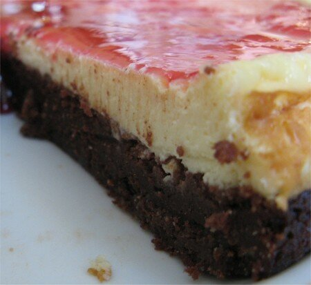 cheesebrownie