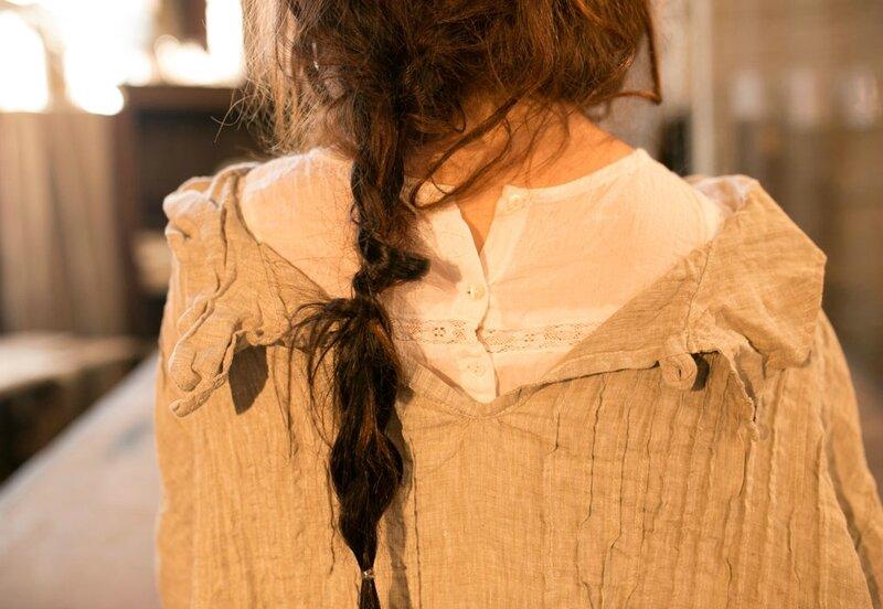 MP linen dress