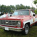 CHEVROLET C-10 Custom deluxe 2door pick-up Ohnenheim (1)