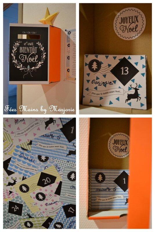 Boîte aux lettres de l'Avent1