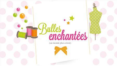 Logo Bulles enchantées