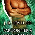 Pardonner a thayne de j.r. loveless