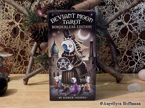 Deviant Moon Tarot 1- Blog ésotérique Samhain Sabbath
