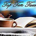 Top ten tuesday : 13/01/15