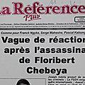 Journaux Chebeya 2©Passerelle