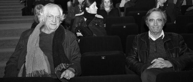 La rencontre Joe Dante, Bertrand Tavernier au 31 festival du film d'Amiens