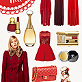 How to dress like#7... la mère noël